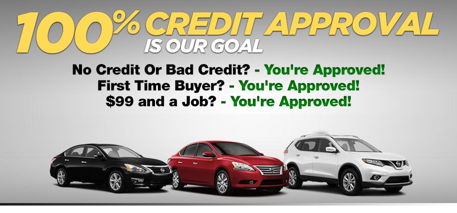 Nissan Bad Credit Financing Bellevue Wa Nissan Dealer